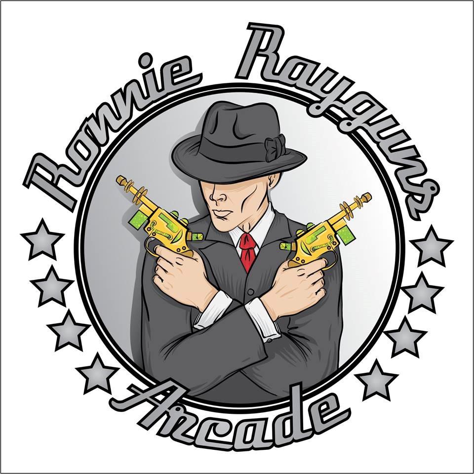 Ronnie Raygun's logo