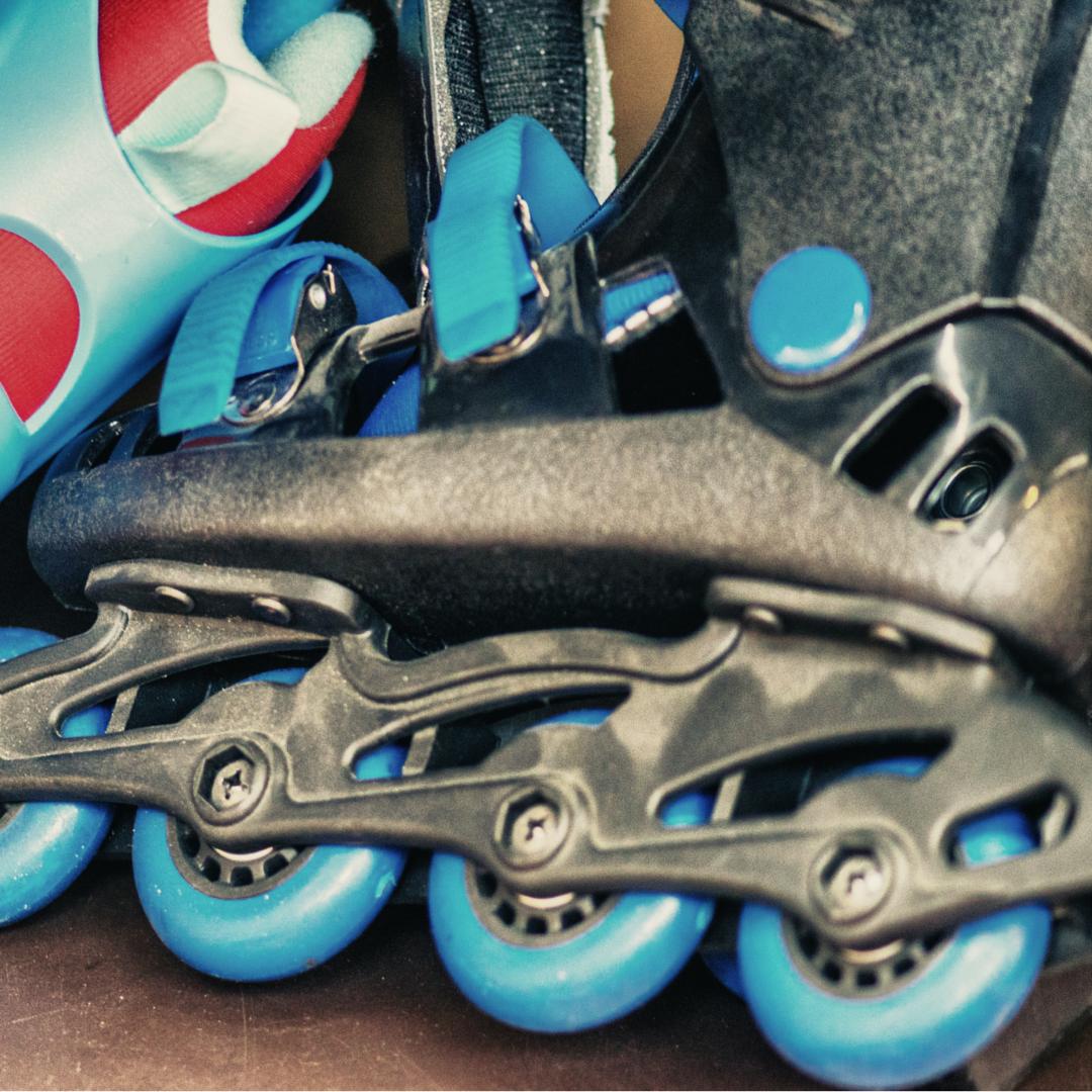 Roller skating rink huntsville al - Skating Stock Photo